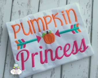 Pumpkin Princess Shirt or Bodysuit, Pumpkin Picking Shirt, Pumpkin Patch Shirt, Pumpkin Shirt, Pumpkin Princess, Girl Pumpkin