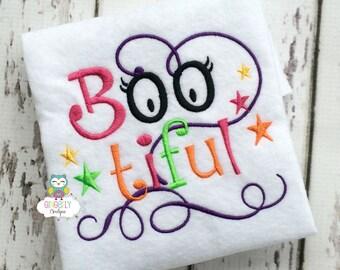 Bootiful Girls Halloween Shirt or Bodysuit, Girls Halloween Shirt, Bootiful Shirt, Halloween Shirt, Girl Halloween, Bootiful Shirt
