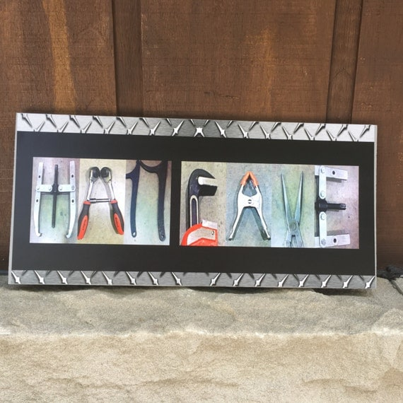 Man Cave Garage Gifts : Father s day gift ideas for men man cave sign garage