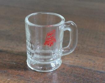 Vintage Mini Root beer Mug - Dog n Suds