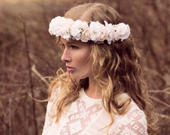 Flowercrown Wedding