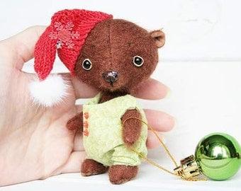 Emmet - Christmas teddy bear