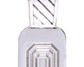Silver Plated Thatch Bail 5 Pack