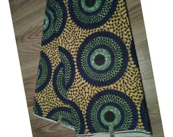 CIRCLE ANKARA FABRIC /Wedding and Special Occasion  /Bags Pillows