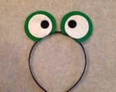 Frog Eyes Headbands alien monster birthday party favors supplies invitation decor dress up costume photo booth prop