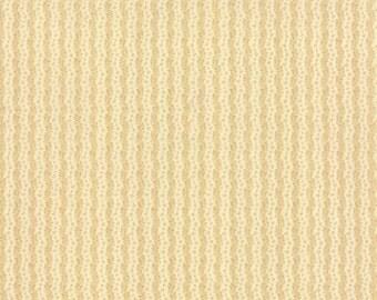 Nurture Waves Natural - 1/2yd