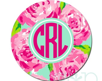 Personalized Retractable Badge Reel or Stethoscope ID Tag L02