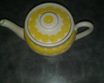 Hand made teapots