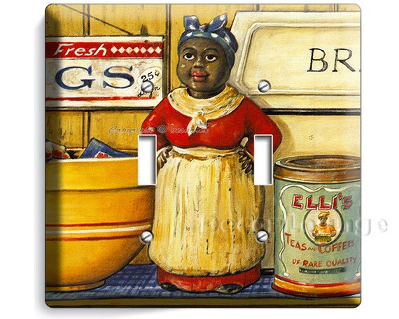 Https Www Etsy Com Listing 248261368 Aunt Jemima Kitchen Pantry Vintage Retro