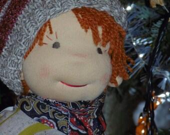 Dollydoll waldorf doll