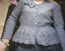 ladies jumper and cardigan pattern
