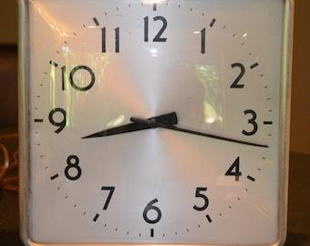 IBM Clock, Square