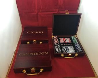 Poker set gift