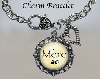 Mere Bracelet - French Mother Gift - bracelet a breloques - Special Mother's Day Bracelet - Mere Mother's Day - Mere Cadeau