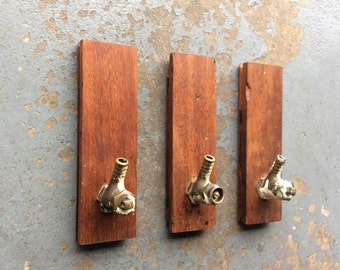 Radiator Valve Coat Hooks **SALE 25% OFF** (Already applied)