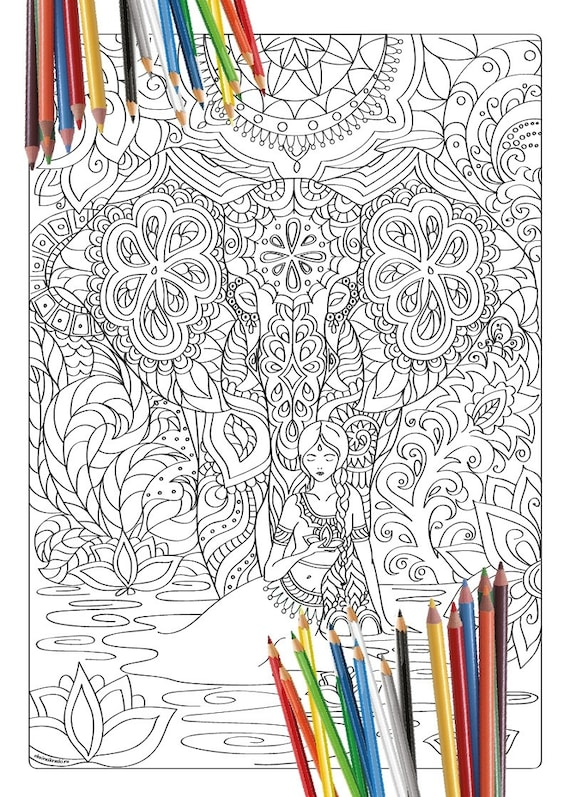 Poster coloring book for adults india pdf file Coloring books for adults india