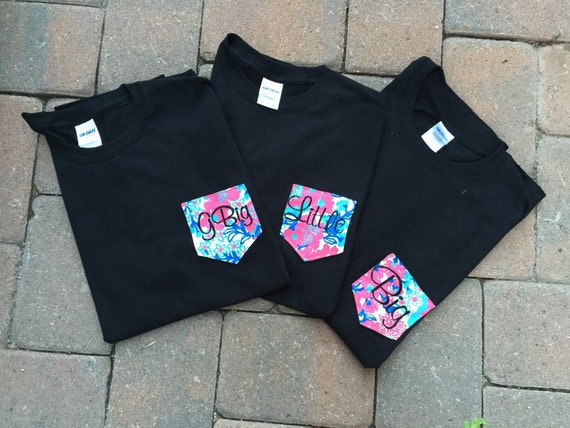 Lilly Pulitzer's Sorority Tees