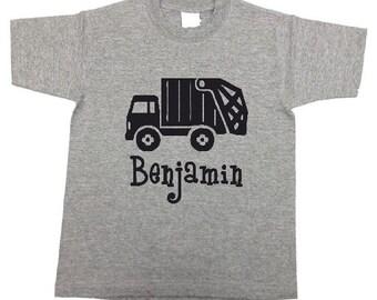 trash truck birthday shirt, garbage truck birthday shirt, garbage truck shirt, garbage truck tshirt, trash truck shirt, trash truck tshirt,