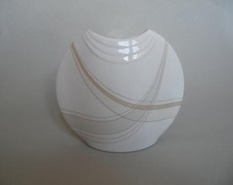 AK Kaiser vase,Kaiser vase,german vase,Kaiser,porcelain vase,vase Britta,german porcelain vase,old vase,collectors vase,small vase