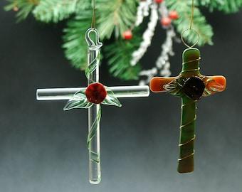 Glass Crosses