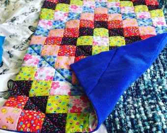 Patchwork Childs Quilt