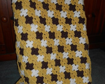 Playful Giraffe Blanket