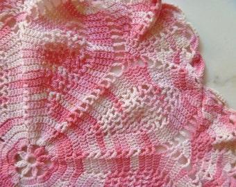 Pink Doilie