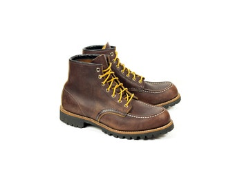 10 | NEW Red Wing Heritage Boots / 8146 / mens size 10 D / uk 9 / eur 43 / cm 28