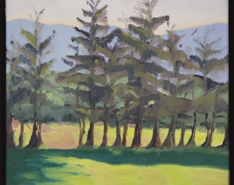 Bennington Evergreens