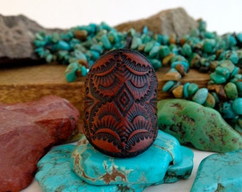 Leather Ring~ The Emergence