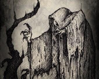 Death - Print