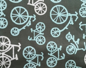 Bicycles by Michael Millar-for quilting, sewing, home decor.