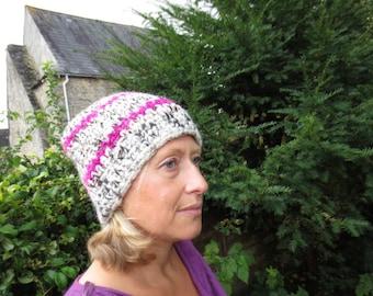 Peruvian 100% Wool Pixie Hat