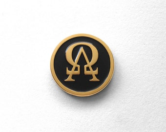 Alpha Omega Pin