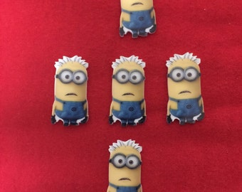 Set of 5 Minion Resin