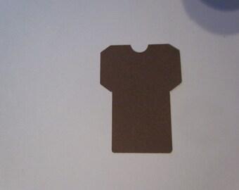 t-shirt die cuts