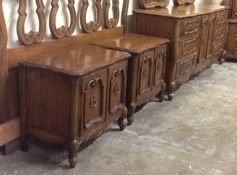 Bedroom Set Dresser French Provincial Thomasville Country