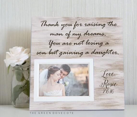 Wedding Presents For Parents Uk : Parents Of Groom Wedding GiftMother Of The Groom GiftWedding ...