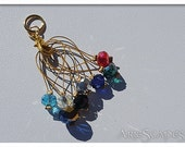 Stitch Markers - Gold...