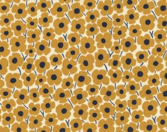 Mustard Pop Floral, Asuka, from Dear Stella