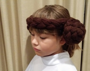 Princess Leia Hair Wig From Star Wars