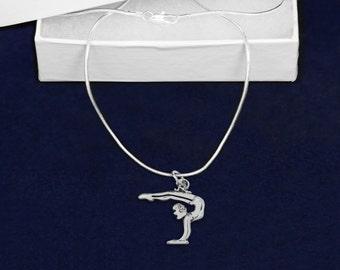 Wholesale Gymnast Necklaces (18 Necklaces) (N-05-GYM)