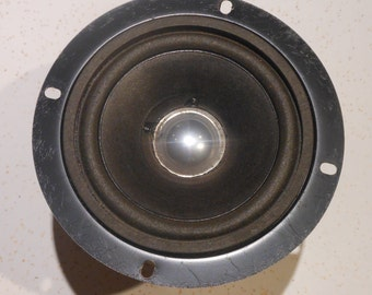 Pioneer 12-717F-3 from a 1976 100w CS-711A Midrange Speaker only 8 Ohm Tested