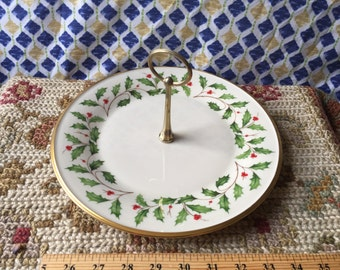 Vintage Holiday Lenox