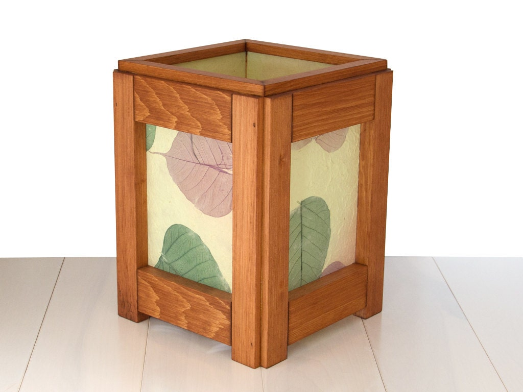 wood lamp reclaimed wood lighting bedroom lamp table lamp. Black Bedroom Furniture Sets. Home Design Ideas