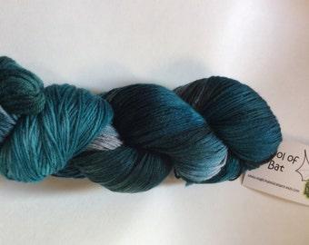 Beautiful Briny Sea - Hand Painted Yarn - Made to Order