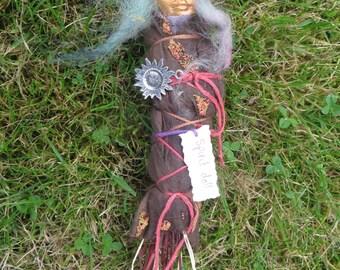 Small spirit doll