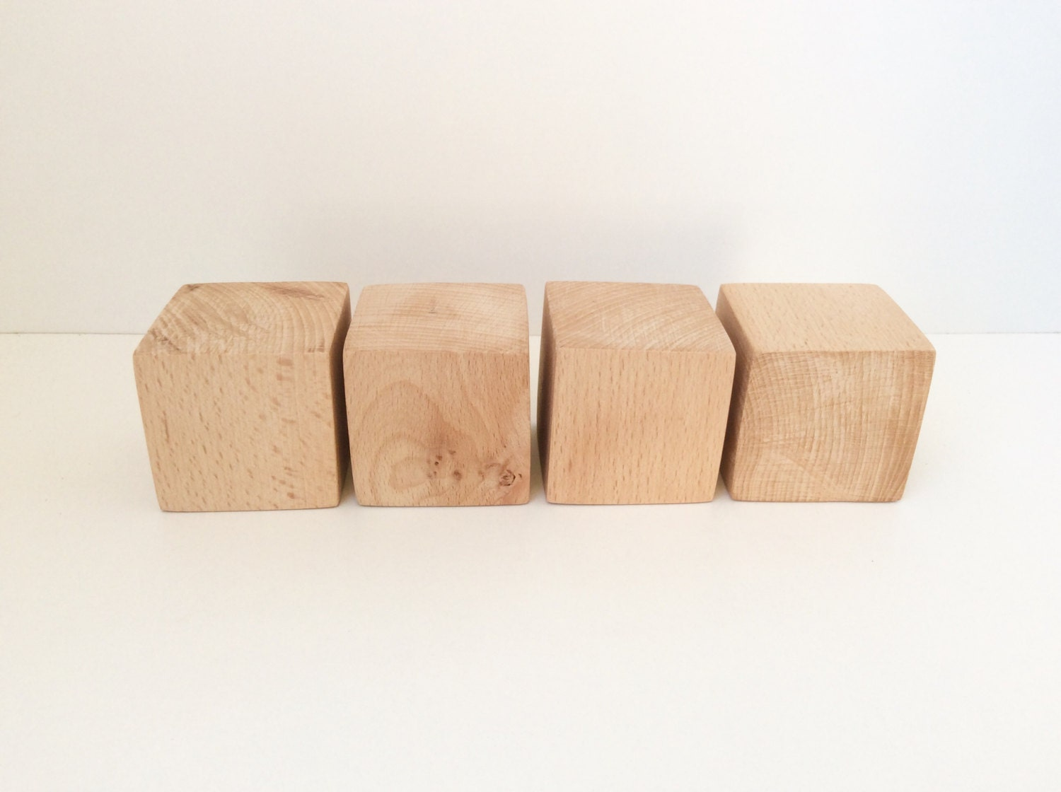 2 wooden blocks unfinished wooden cubes wood crafts for Where to buy wood blocks for crafts