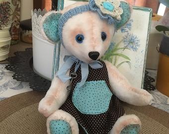 Teddy bear a collectible toy