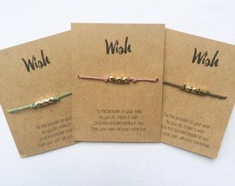 Wish Bracelet